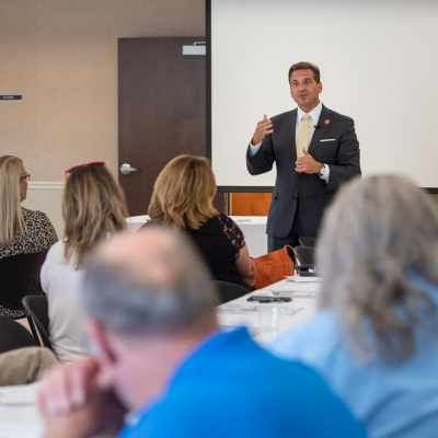 Russell County Welcomes Cabinet for Economic Development Secretary