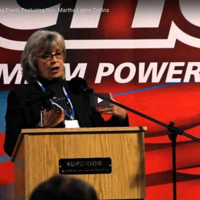 Superior Battery Hosts Innovation in Exporting Event
